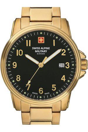 Swiss Alpine Military Reloj analógico Swiss Military 7011.1117, Quartz, 40mm, 10ATM para hombre