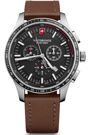 Victorinox Reloj analógico 241826, Quartz, 44mm, 10ATM para hombre
