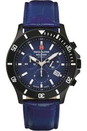 Swiss Alpine Military Reloj analógico Swiss Military 7022.9575, Quartz, 42mm, 10ATM para hombre