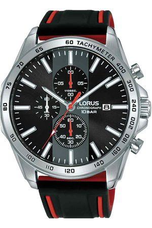 Lorus Reloj analógico RM345GX9, Quartz, 45mm, 10ATM para hombre
