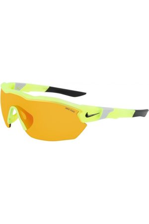 Nike Show X3 Elite L E DJ5560 012 Matte Volt/ROAD-RED Mirror