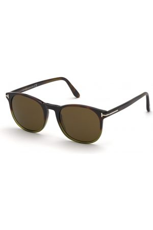 Tom Ford FT0858 56J Havana/Other