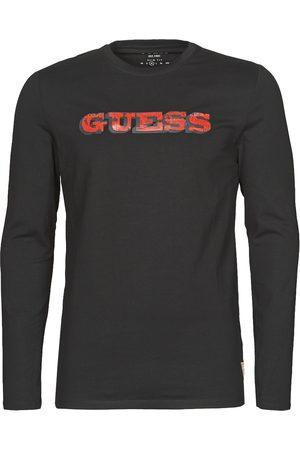 Guess Camiseta manga larga PROMO CN LS TEE para hombre