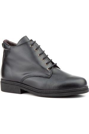 Iberico Shoes Botines Botines de piel de hombre by Ibérico para hombre
