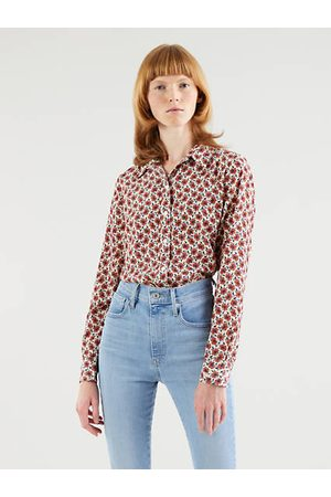 Levi's Mujer Camisas - The Classic Shirt Neutral / Folksy Floral