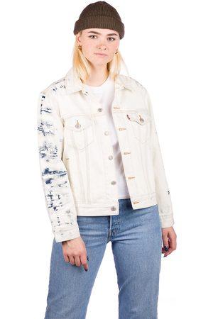 Levi's Mujer Outdoor - Levi's Ex Boyfriend Trucker Jacket estampado