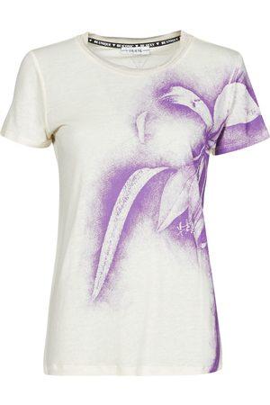 Guess Camiseta SS CN IRIS TEE para mujer