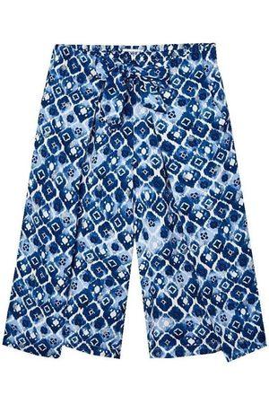 Mayoral Pantalones Pantalon culotte estampado para niña