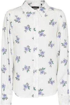 Isabel Marant Camisa Bedrissa floral