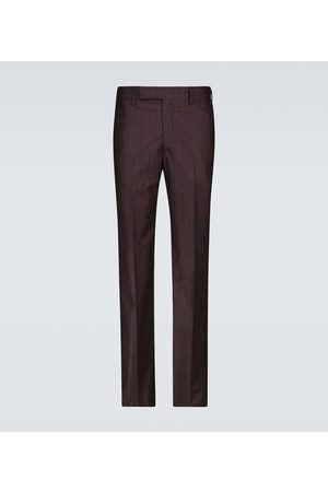 GABRIELA HEARST Pantalones Ernest de lana