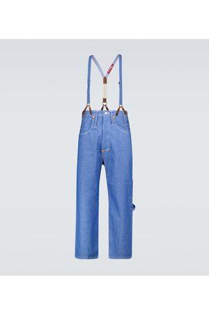 JUNYA WATANABE X Levi's pantalones de jeans