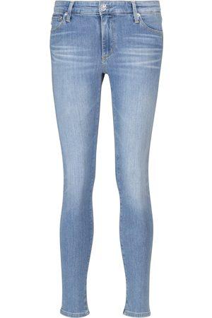 AG Jeans Jeans skinny The Legging tiro medio