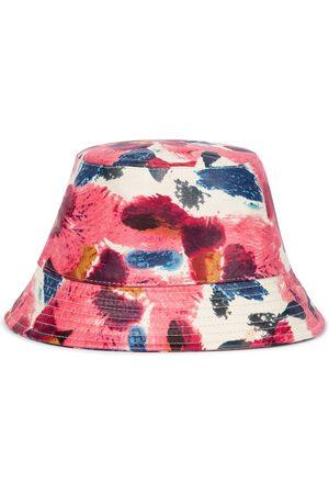 Isabel Marant Mujer Sombreros - Sombrero de pescador Haley de piel