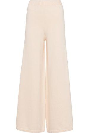 Staud Pantalones Mitchell de algodón