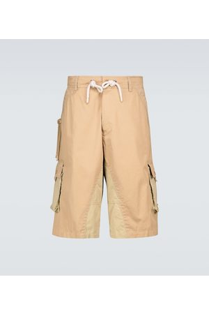 Moncler Genius 1 MONCLER JW ANDERSON pantalones cortos cargo