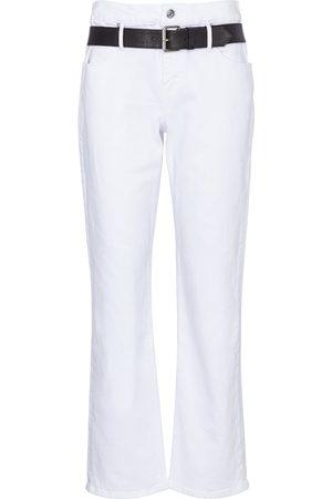 RTA Mujer Cintura alta - Jeans Dexter de tiro alto cropped
