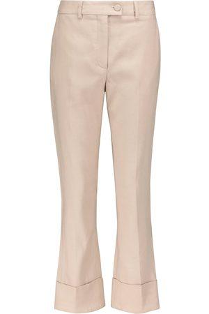 Altuzarra Pantalones rectos Kiko de lino