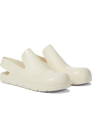 Bottega Veneta Slippers destalonados de goma