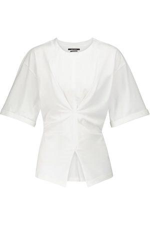 Isabel Marant Camiseta Soyona de algodón