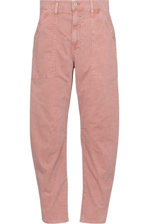 VERONICA BEARD Pantalones Charlie cropped