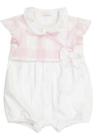 Il gufo Bebé – pelele de algodón