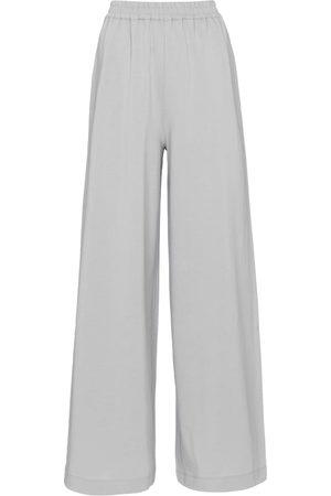 Joseph Pantalones anchos de algodón