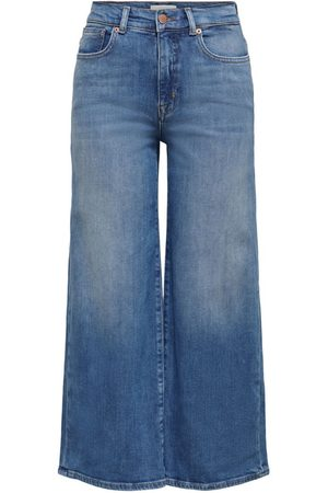 ONLY Mujer Acampanados - ONLMADISON LIFE HW ANCHO JEANS DE TALLE ALTO