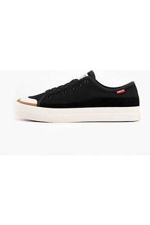 Levi's Hombre Oxford y mocasines - Square Low Shoes / Regular Black