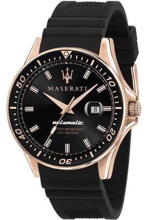 Maserati Reloj analógico R8821140001, Automatic, 44mm, 10ATM para hombre