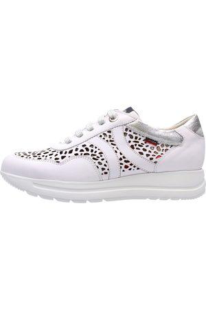 CallagHan Mujer Zapatillas deportivas - Deportivas Moda - Sneaker bianco 40721 para mujer
