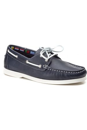 Sachini Shoes Hombre Loafers - Náuticos Zapatos náuticos de hombre de piel by Sachini para hombre