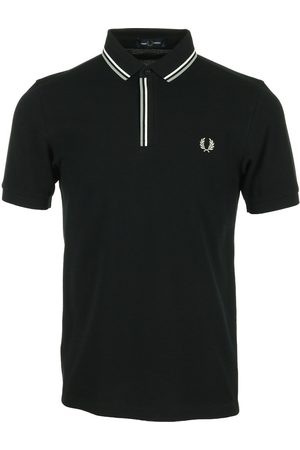 Fred Perry Polo Tipped Placket Polo Shirt para hombre