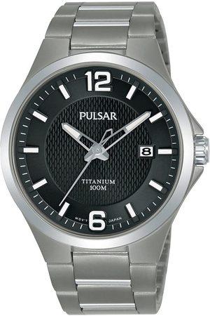 Pulsar Reloj analógico PS9613X1, Quartz, 41mm, 10ATM para hombre