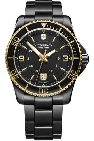 Victorinox Reloj analógico 241884, Quartz, 43mm, 10ATM para hombre