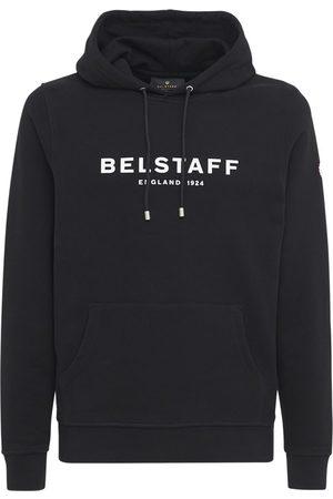 Belstaff | Hombre Sudadera De Algodón Con Logo Y Capucha Xs