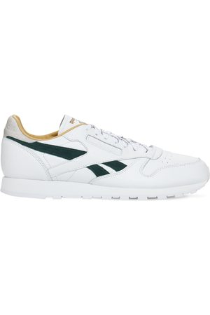 Reebok | Hombre Sneakers De Piel /oro 10.5