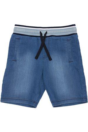 Dolce & Gabbana | Niño Shorts De Algodón Efecto 8a