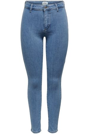 ONLY ONLBLUSH LIFE HW ANKLE JEANS SKINNY FIT