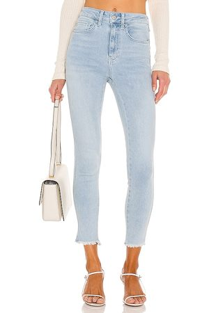 Free People High rise jegging en color azul talla 25 en - Blue. Talla 25 (también en 26, 27, 29, 30, 31, 32).