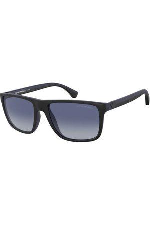 Emporio Armani EA4033 58644L Black/Rubber Blue