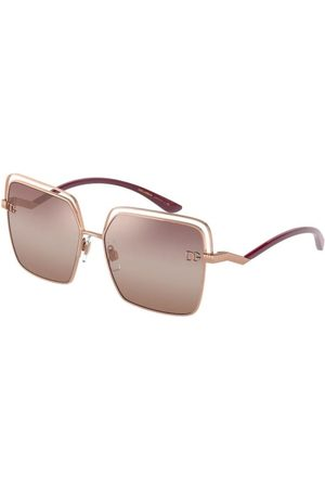 Dolce & Gabbana DG2268 1298AQ Pink Gold