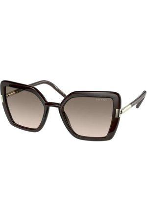 Prada Gafas de sol - PR 09WS 05M3D0 CRYSTAL Dark Brown