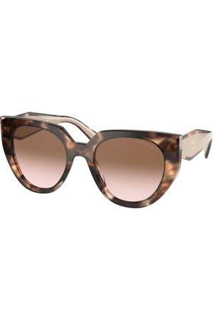 Prada Gafas de sol - PR 14WS 01R0A6 Caramel Tortoise/Powder