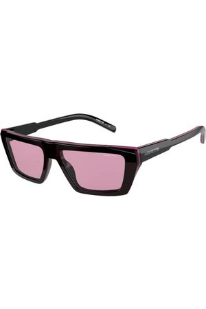 Arnette Woobat AN4281 1218/5 Clear Fuxia ON Black/Fuxia
