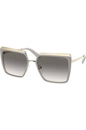 Prada PR 58WS 04R130 ICE/Pale Gold