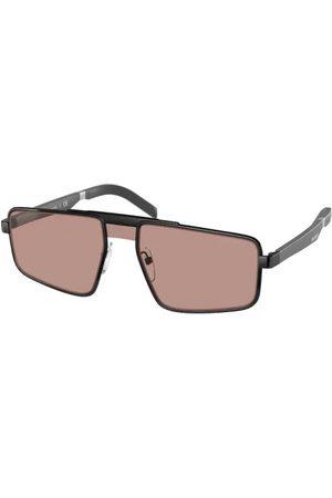 Prada Gafas de sol - PR 61WS NAR08M Matte Grey