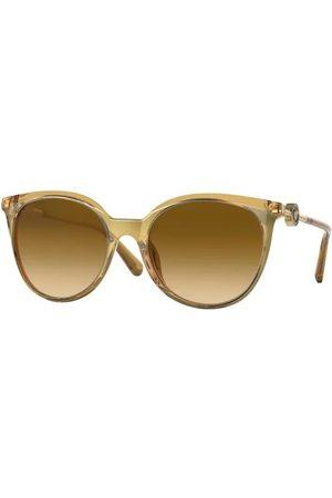 VERSACE Gafas de sol - VE4404 53472L Transparent Honey