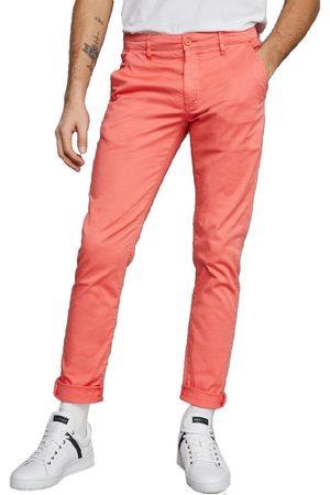 Redskins Hombre Pantalones chinos - Pantalón chino - para hombre