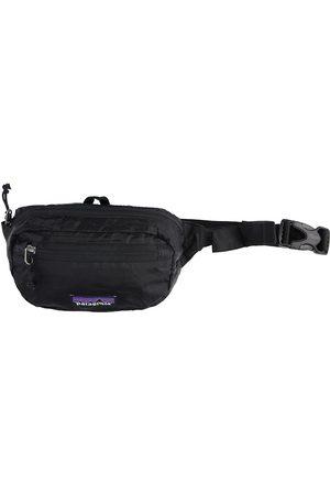 Patagonia Ultralight Hole Mini Hip Bag negro