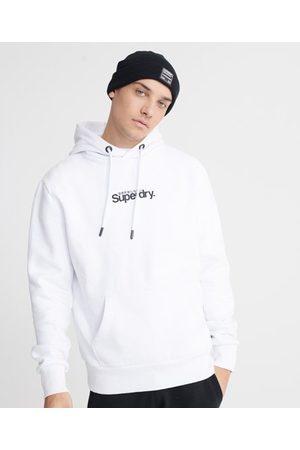 Superdry Sudadera con capucha y logo Core Essential